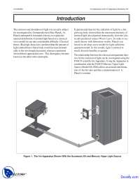 Photoelectric Effect - General Physcis - Lab Handouts