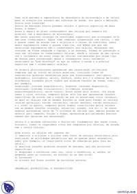 Organização Celular - Apostilas - Biologia