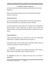 Las personas físicas y morales y sus obligaciones fiscales - Apuntes - Derecho_Parte1