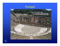 Pompeii - Environmental Geology - Lecture Slides