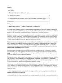 Ejercicio de la acción penal - Apuntes - Derecho Penal