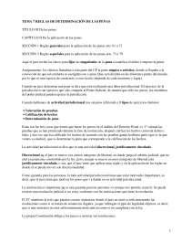 Reglas de Determinación de las Penas - Apuntes - Derecho Penal