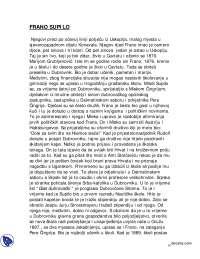 FRANO SUPILO-Seminarski radovi-Nacionala politika-Pravo
