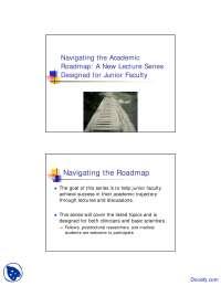 Navigating - Human Resource - Lecture Slides