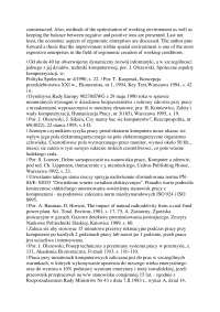 Wykorzystanie zaleceń ergonomii w ksztaltowaniu stanowiska pracy operatora komputerowego - Notatki - Ergonomia - Część 2