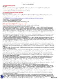 Sintaksa na internetu-Skripta-Internet servisi-Elektrotehnika