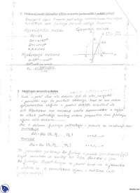 Ispitna Pitanja Ispit Matematicka Analiza Informatika Ispiti Predlog Matematicka Analiza Docsity