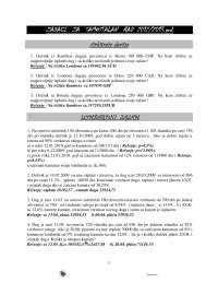 ZadaciZaVezbu Finansijska matematika-Vezba-Finansijska i aktuarska matematika-Ekonomija