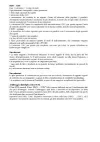Calcolatori Elettronici - Riassunti di teoria - Politecnico di Torino