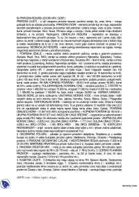 PRIRODNI RESURSI-Skripta-Hrvatsaka privreda-Ekonomija