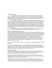 Speciation - Ecology, Evolution and Biodiversity - Summary