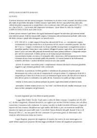Istituzioni di diritto romano - appunti - diritto romano