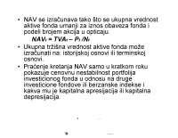 Investicioni fondovi-Skripta-Finasijski posrednici-Ekonomija-6