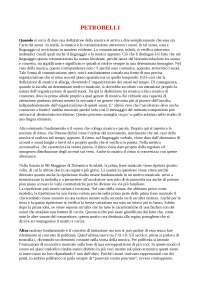 Petrobelli - Professor Matropietro - Appunti di storia della musica