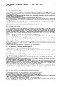 Lezioni sui capitoli XXI-XXC L'età moderna - Francesco Benigno