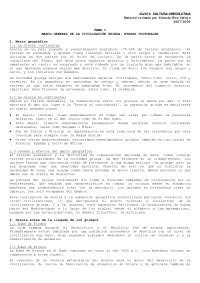 Resumen de Cultura Grecolatina, Resúmenes de Filología hispánica