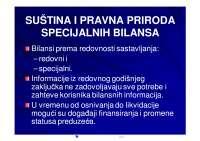 Uvodu specijalne bilanse-Slajdovi-Specijalni bilansi-Ekonomija