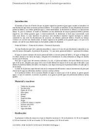 practicas fisiología vegetal
