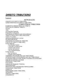 Conceitos de Direito tributário: competência tributária_Parte1