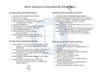 SWOT ANALIZA-Skripta-Menadzment usluga-EKONOMIJA