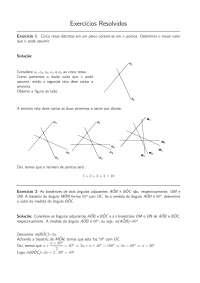 Geometria Plana Exercícios Resolvidos, Provas de Geometria