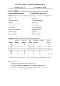 Química 01 2014