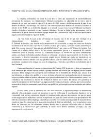 comentario de jurisprudencia. van gend & loos, costra vs enel, simenthal
