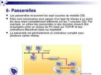 Notes sur les réseaux, Notes de Fondements informatiques