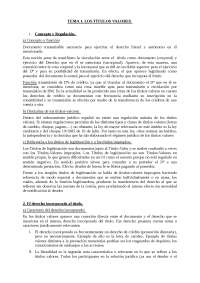 Primer cuatrimestre Mercantil II. Evaluación tradicional. Año 2013