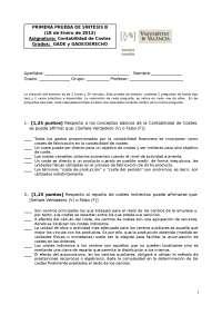 Examen parcial de Enero 2013
