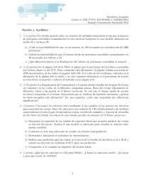 Examen estadistica avanzada (septiembre 2013)