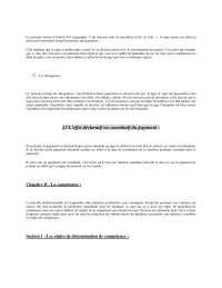 Résumé sur les éléments fondamentaux de la procédure - 2° partie