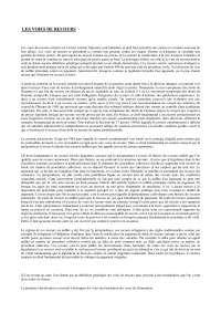 Résumé sur les voies de recours - 1° partie
