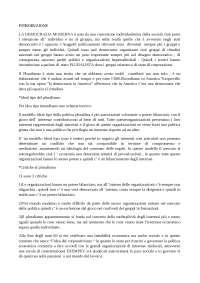 Pirzio - Lobbying e rappresentanza della società civile nell'Unione Europea