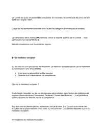 Notes sur le droit de l'union européenne - 3° partie
