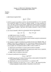 Matemáticas 02 2014