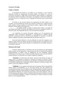 Derecho Constitucional I: Instituciones Constitucionales