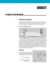 Teoria de vectores