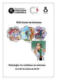 Apostila Fisiologia e Biofisica, Notas de estudo de Farmácia