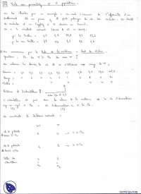 Exercices sur les tests non paramétriques pour 2 populations