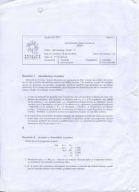 Exercices sur le thème de la recherche opérationnelle - 5