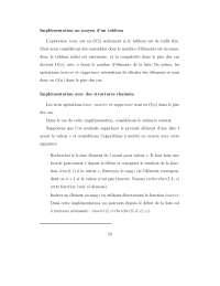 Exercices sur les algorithmes et les structures de données - 3° partie