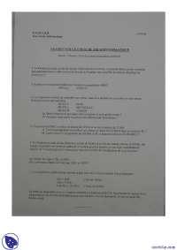 Exercices de micro-informatique - examen 3