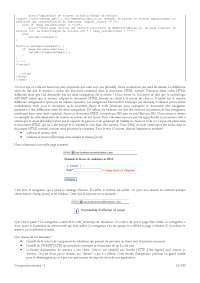 Notes sur le développement WEB avec ASP.NET 1.1 - 2° partie