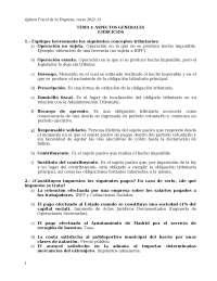 Ejercicios Tema 1 Régimen Fiscal de la Empresa
