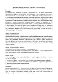 56 progetti svolti utili per l'esame di abilitazione in psicologia
