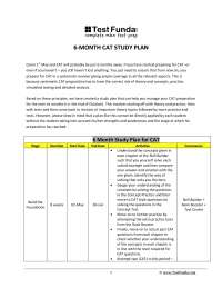 6-Month_CAT_Study_Plan