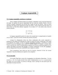 Notes sur la logique séquentielle, Notes de Principes fondamentaux de physique