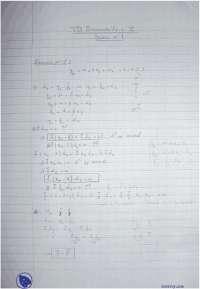 Examen d'économétrie 4