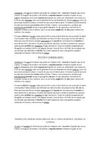 Ejercicio práctico - Español